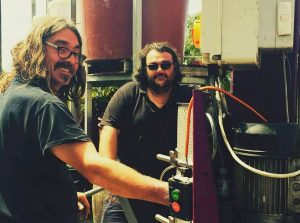 Small Batch Wine producers at work in McLaren Vale