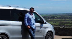 On tour in the Barossa