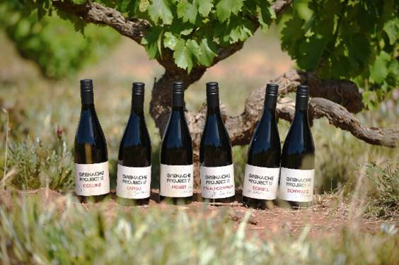 Grenache Project Wines