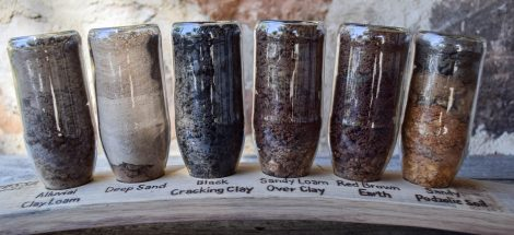 Barossa Terroir Specialist Wine Tour Soil Samples